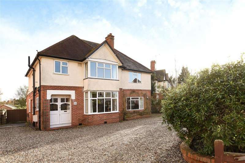 5 Bedrooms Detached House for sale in Tamarisk Avenue, Reading, Berkshire, RG2