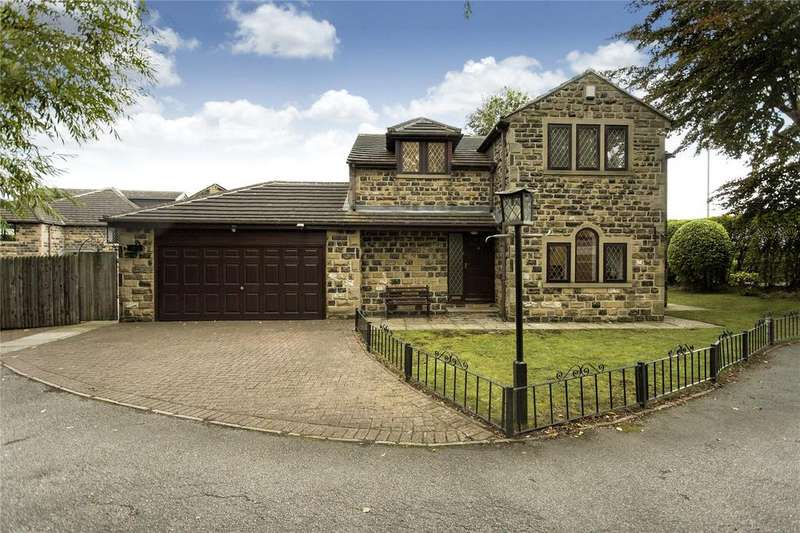 4 Bedrooms Detached House for sale in Water Royd Lane, Mirfield, West Yorkshire, WF14