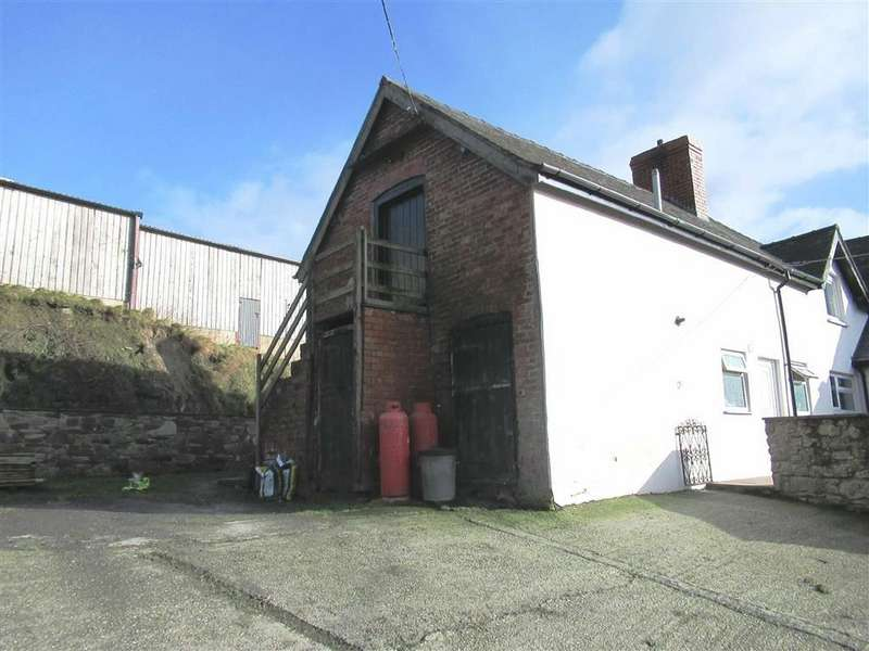 1 Bedroom Flat for rent in The Granary, Red House Farm, Llanidloes, Llanidloes, Powys, SY18