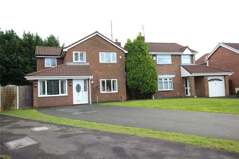 4 Bedrooms Detached House for sale in Manor View, Liverpool, Merseyside, L12
