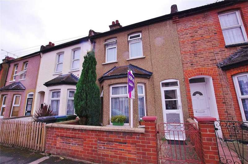 2 Bedrooms House for sale in Kings Avenue, Watford, Hertfordshire, WD18