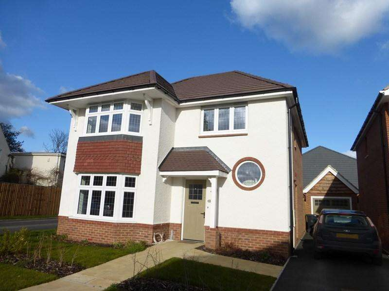 3 Bedrooms Detached House for rent in Lodge Park Drive, Evesham