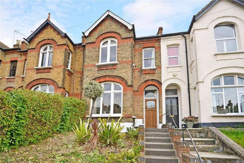 5 Bedrooms Terraced House for sale in Hillcourt Road, East Dulwich, London, SE22