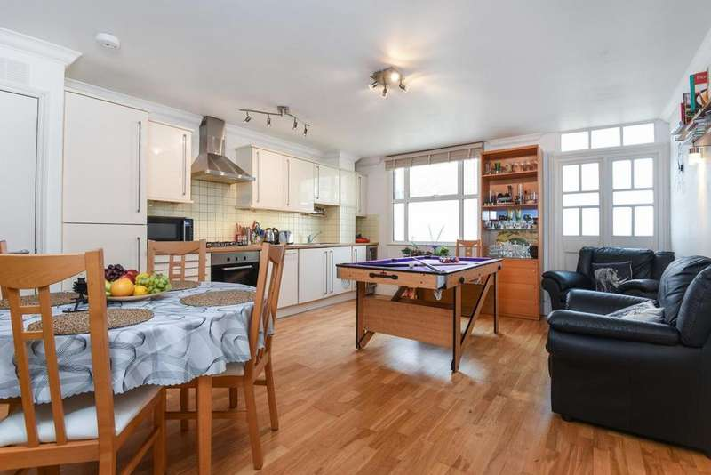 2 Bedrooms Flat for sale in Lee Church Street, Lewisham
