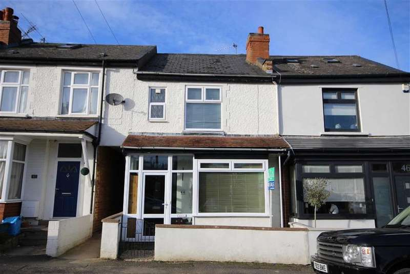 3 Bedrooms Semi Detached House for sale in Fairfield Avenue, Leckhampton, Cheltenham, GL53