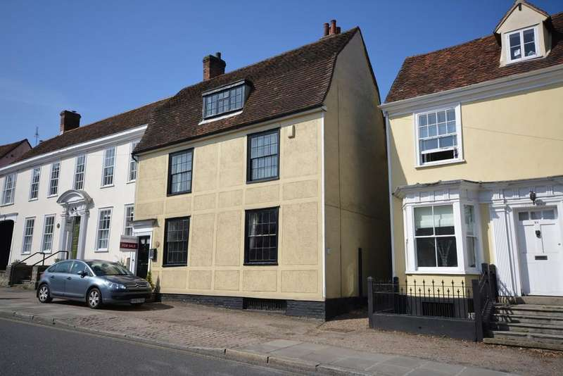 5 Bedrooms Detached House for sale in Bradford Street, BRAINTREE, Essex