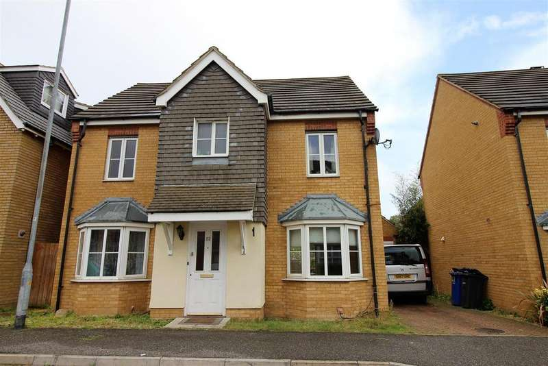 4 Bedrooms Detached House for sale in Hatfield Road, Chafford Hundred, Grays