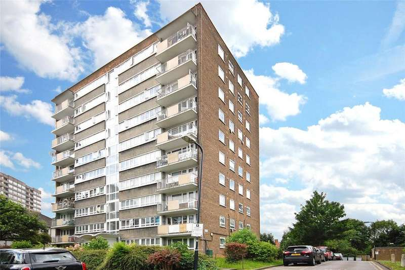 2 Bedrooms Apartment Flat for sale in Summit Court, 43-53 Shoot Up Hill, London, NW2