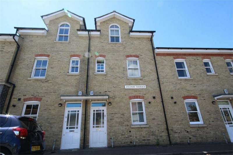 4 Bedrooms Town House for sale in Anchor Terrace, Anchor Street, CHELMSFORD, Essex