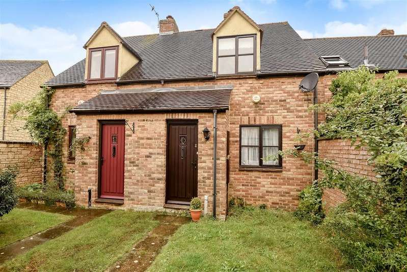 2 Bedrooms Terraced House for sale in Idbury Close, Witney