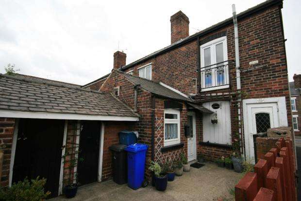 2 Bedrooms Duplex Flat for rent in Furnace Lane, Woodhouse Mill, Sheffield S13