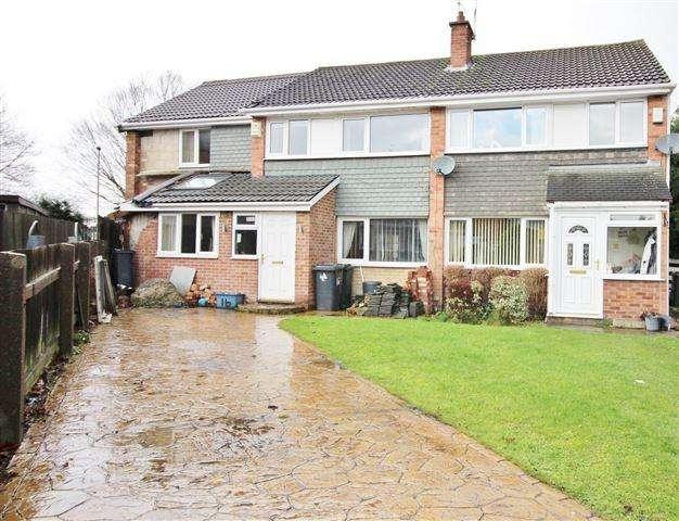 5 Bedrooms Semi Detached House for sale in Malton Drive, Aston, Sheffield, S26 2FL