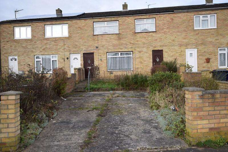 3 Bedrooms Terraced House for sale in Squires Court, Haverhill