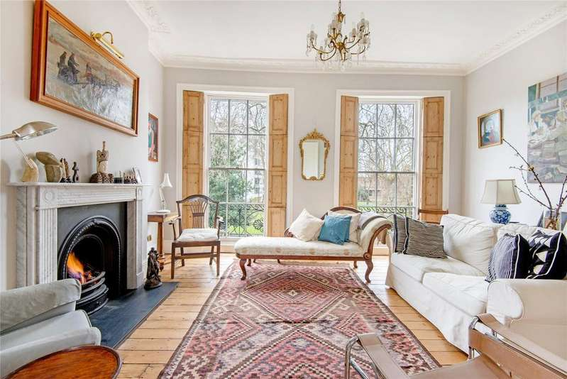 3 Bedrooms House for sale in Wren Street, WC1X