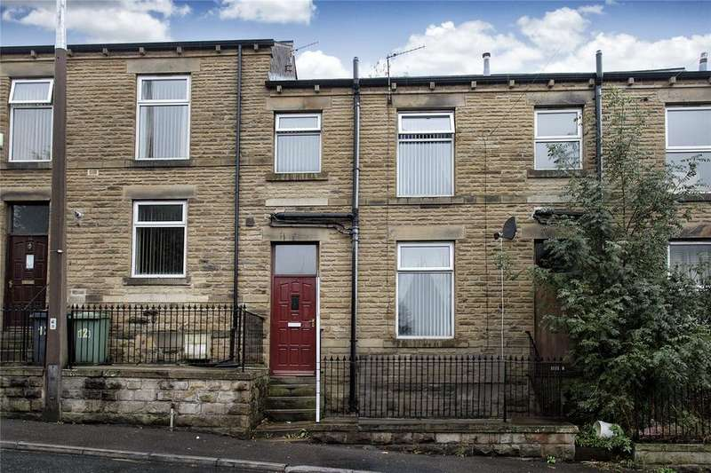 2 Bedrooms Terraced House for sale in Purlwell Lane, Batley, West Yorkshire, WF17