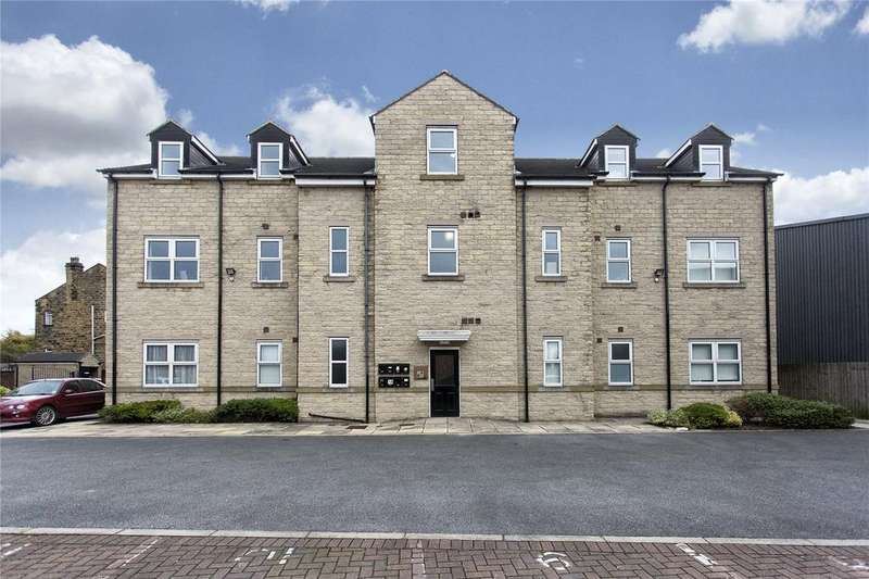 3 Bedrooms Apartment Flat for sale in Heathcliffe Court, Bruntcliffe Road, Morley, Leeds, LS27