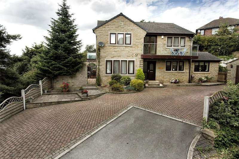4 Bedrooms Detached House for sale in The Pines, Earlsheaton, Dewsbury, West Yorkshire, WF12