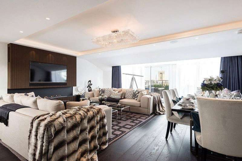 3 Bedrooms Apartment Flat for sale in Artillery Mansions, Westminster, London, SW1H