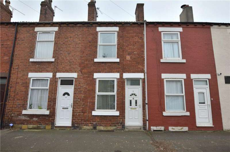 2 Bedrooms Terraced House for sale in Gordon Street, Wakefield, West Yorkshire
