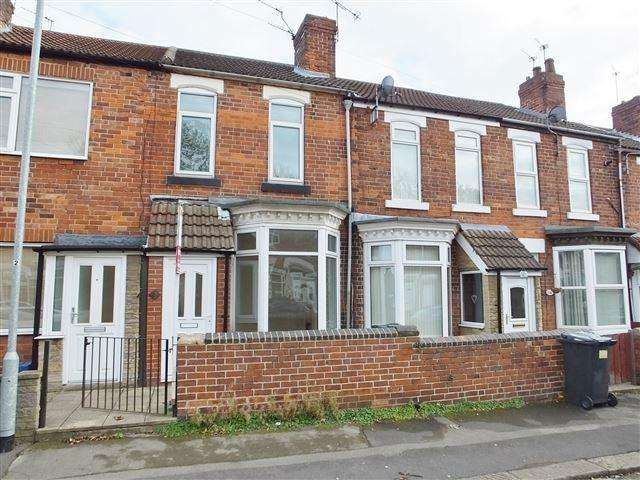 2 Bedrooms End Of Terrace House for sale in Queen Street, Rotherham, S65 2SR