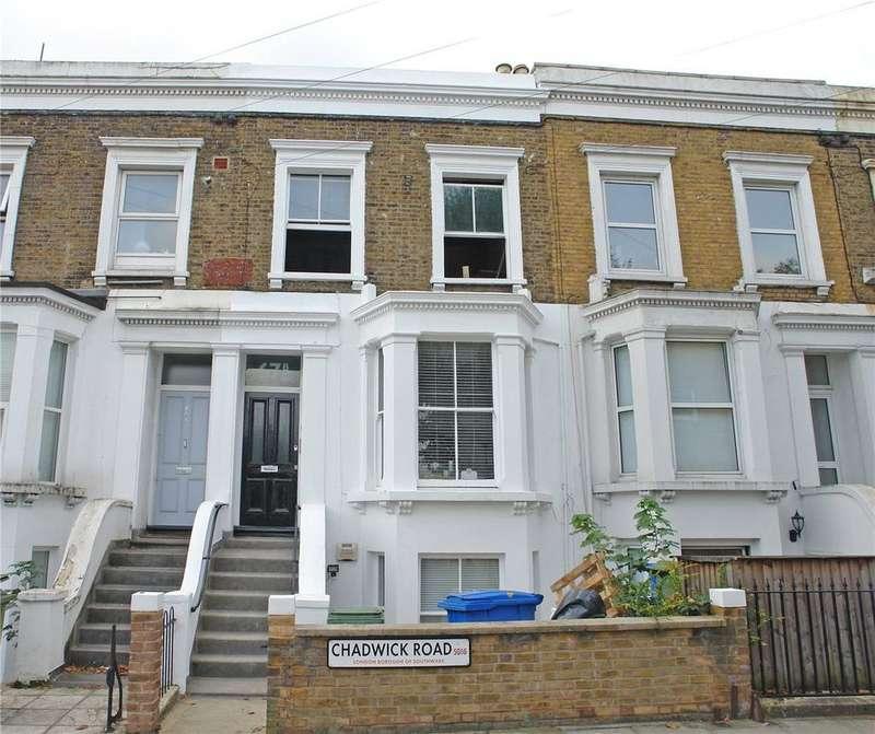 2 Bedrooms Flat for sale in Chadwick Road, Peckham Rye, London, SE15