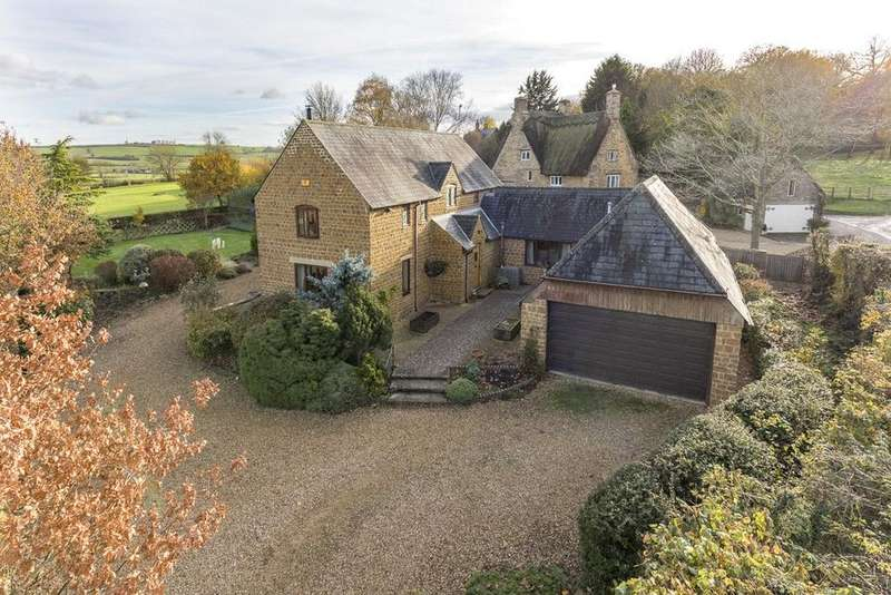 4 Bedrooms Detached House for sale in Upper Brailes, Banbury, OX15