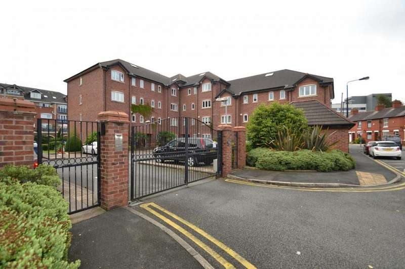2 Bedrooms Apartment Flat for sale in The Waterside, Bridgewater Street, Sale