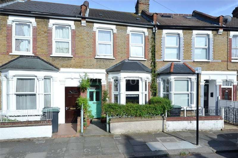 3 Bedrooms Terraced House for sale in Clonmell Road, London, N17