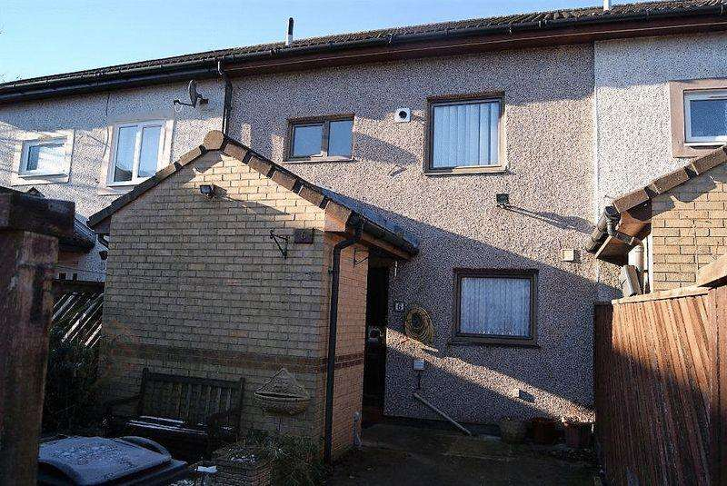 3 Bedrooms Terraced House for sale in Holly Close, Killingworth, Newcastle Upon Tyne