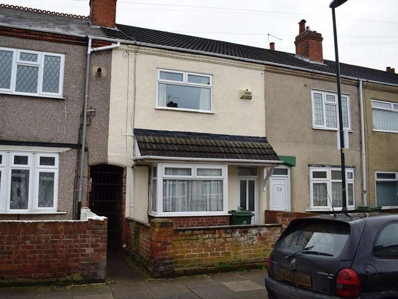 3 Bedrooms Terraced House for sale in Combe Street, Cleethorpes, DN35 7RE