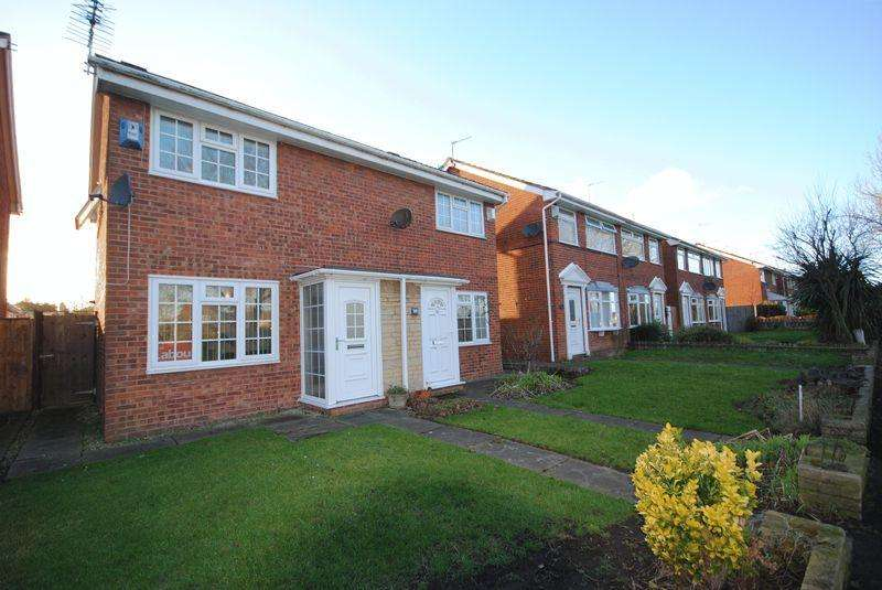 2 Bedrooms Semi Detached House for sale in Alnwick Drive, Moreton