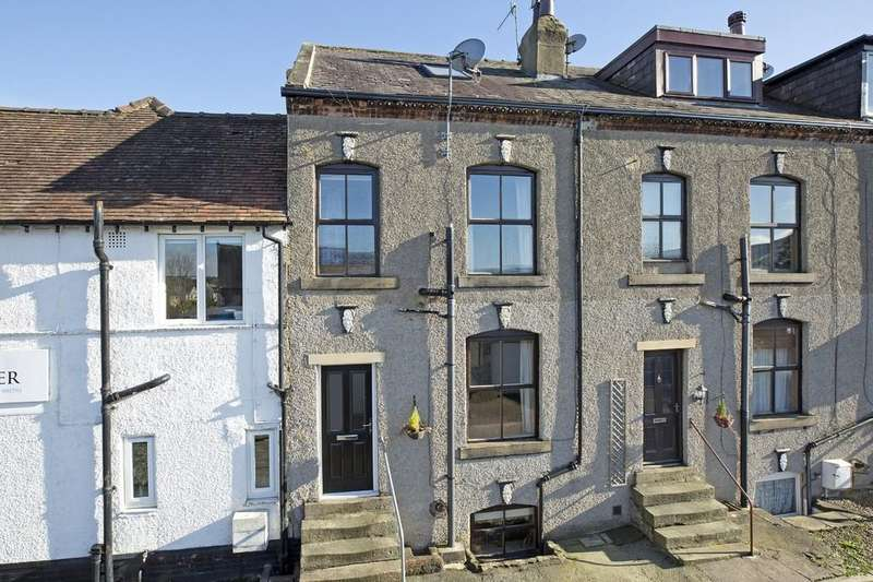 2 Bedrooms End Of Terrace House for sale in Sunset Terrace, Ilkley