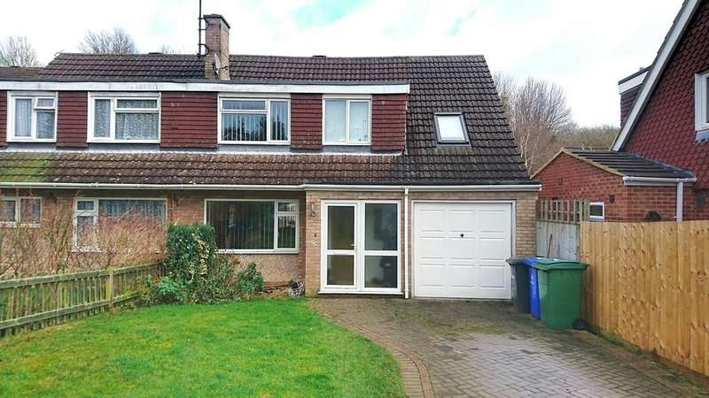 4 Bedrooms Semi Detached House for sale in Valley Road, Brackley