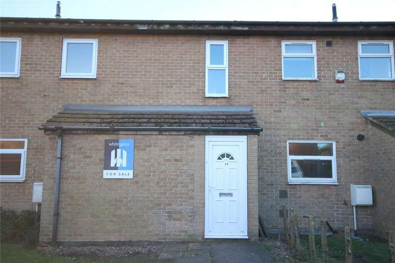 2 Bedrooms Terraced House for sale in Saxby Drive, Mansfield, Nottinghamshire, NG18