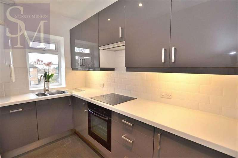 1 Bedroom Flat for sale in Malford Court, South Woodford, London