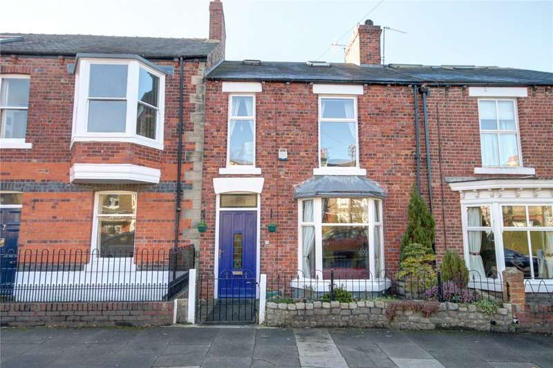 4 Bedrooms Terraced House for sale in St Johns Road, Nevilles Cross, Durham, DH1