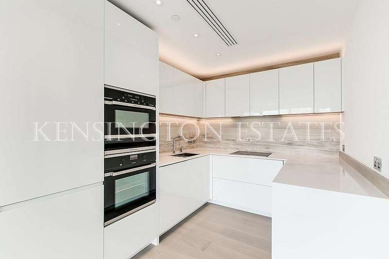 2 Bedrooms Apartment Flat for sale in 375, Kensington High Street, London W14