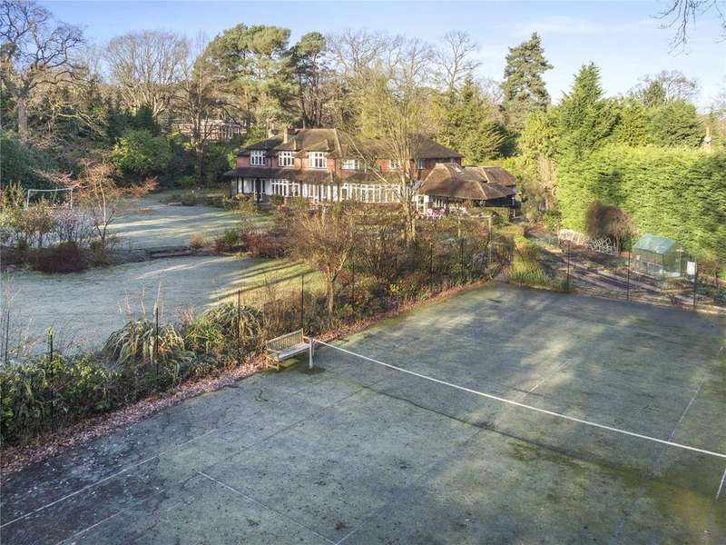 7 Bedrooms Detached House for sale in Birdshill Road, Oxshott, Surrey, KT22