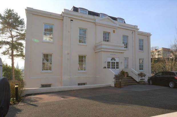 2 Bedrooms Flat for sale in Rosemont, Lower Woodfield Road, Torquay, Devon