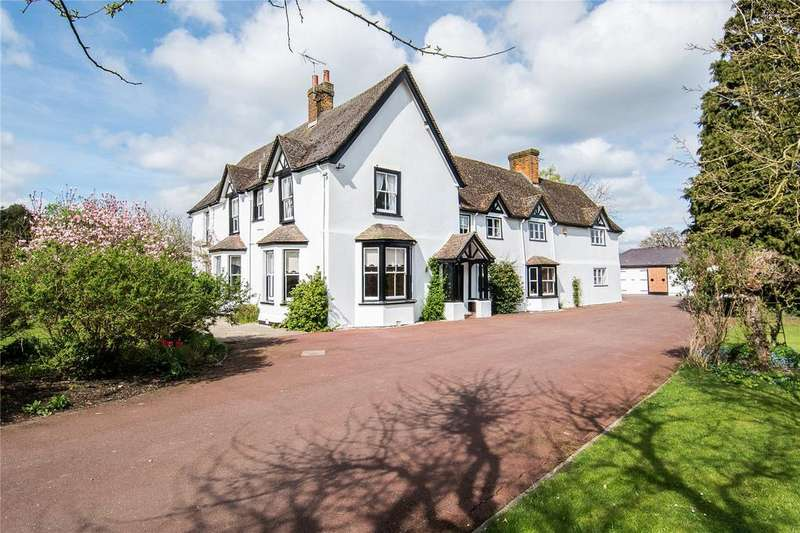 8 Bedrooms Detached House for sale in Park Lane, Old Knebworth, Knebworth, Hertfordshire