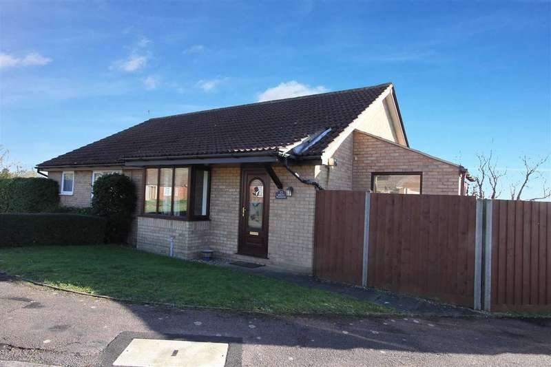 3 Bedrooms Semi Detached Bungalow for sale in Mount Pleasant, Mill Road, Peasenhall