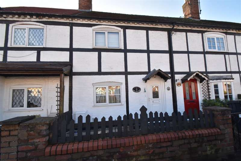 2 Bedrooms House for sale in Hanbury Road, Droitwich