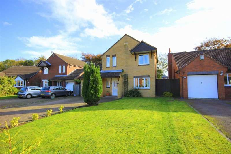 3 Bedrooms Detached House for sale in Priors Grange, High Pittington, Durham