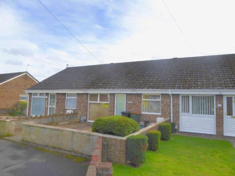 2 Bedrooms Bungalow for sale in Westmoor Close Newport South Wales NP19