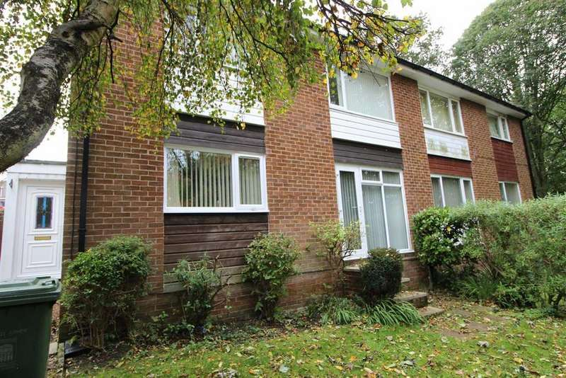 2 Bedrooms Flat for sale in Longwood Close, Sunniside