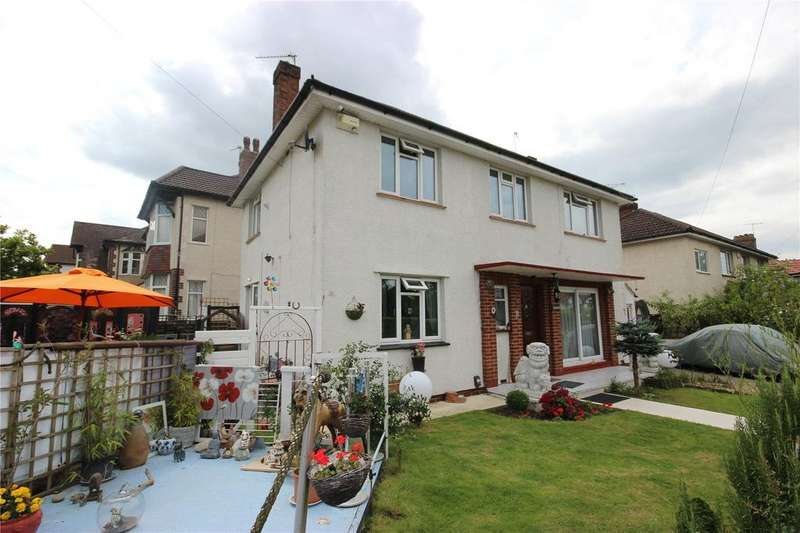 4 Bedrooms Detached House for sale in West Broadway, Henleaze, Bristol, BS9