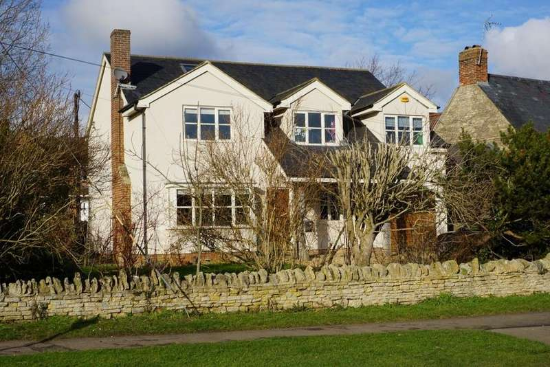 5 Bedrooms Detached House for sale in WESTON ROAD, OLNEY
