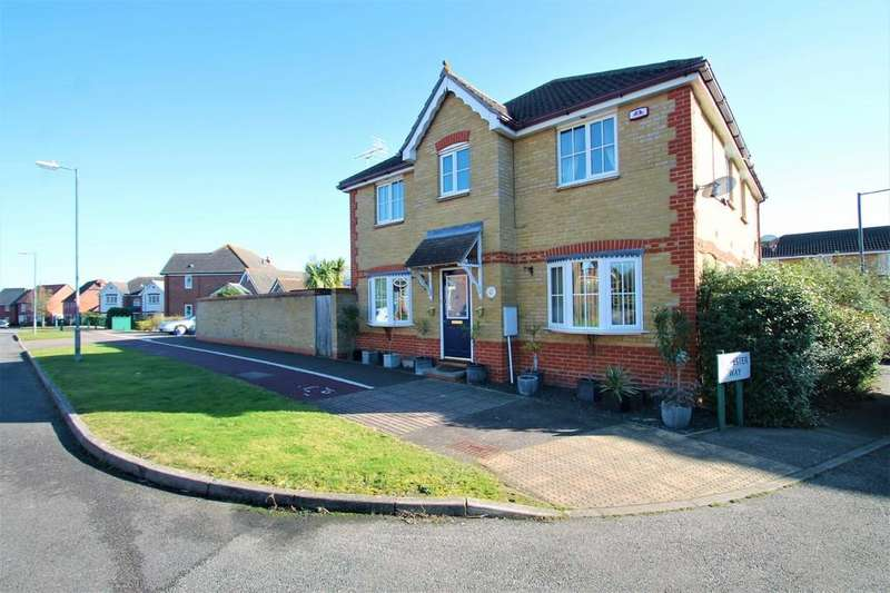 3 Bedrooms Semi Detached House for sale in Quale Road, Chelmsford