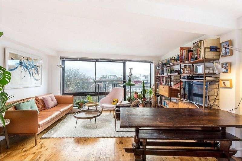2 Bedrooms Flat for sale in Rufford Street, Kings Cross, London, N1