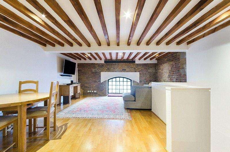 2 Bedrooms Flat for sale in Aberdeen Wharf, 94 Wapping High Street, London, E1W